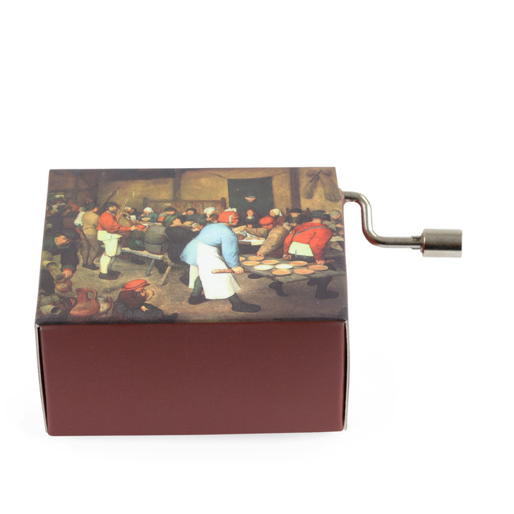 The Peasant Wedding, Bruegel Music Box