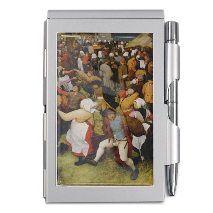 The Wedding Dance, Bruegel Notepad