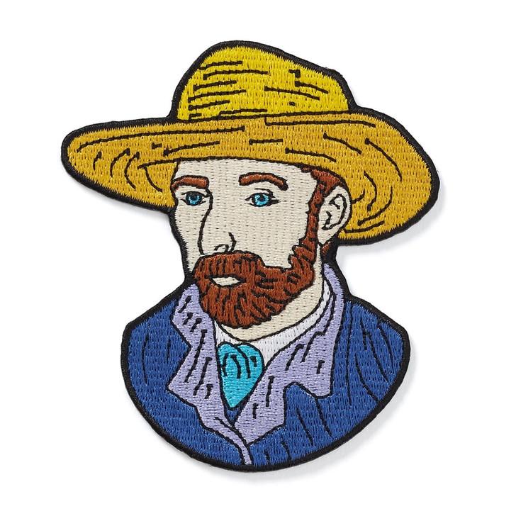 Self-Portrait, Van Gogh Patch