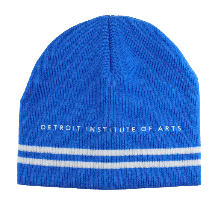DIA Blue Knitted Cap