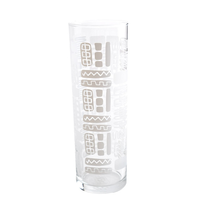 Mambo Zombie, White/Etched
