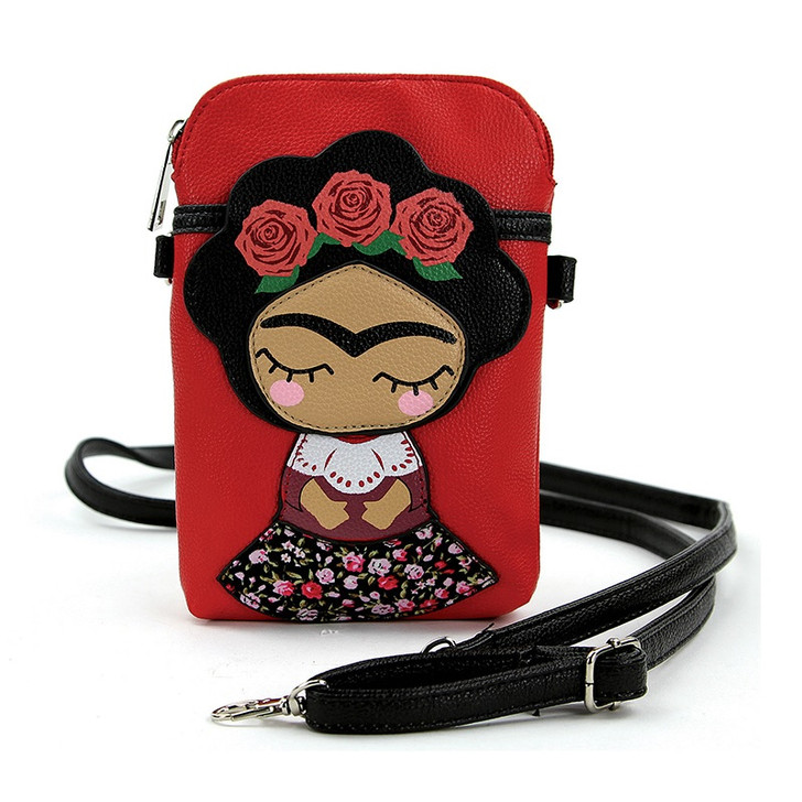 Frida Crossbody Pouch