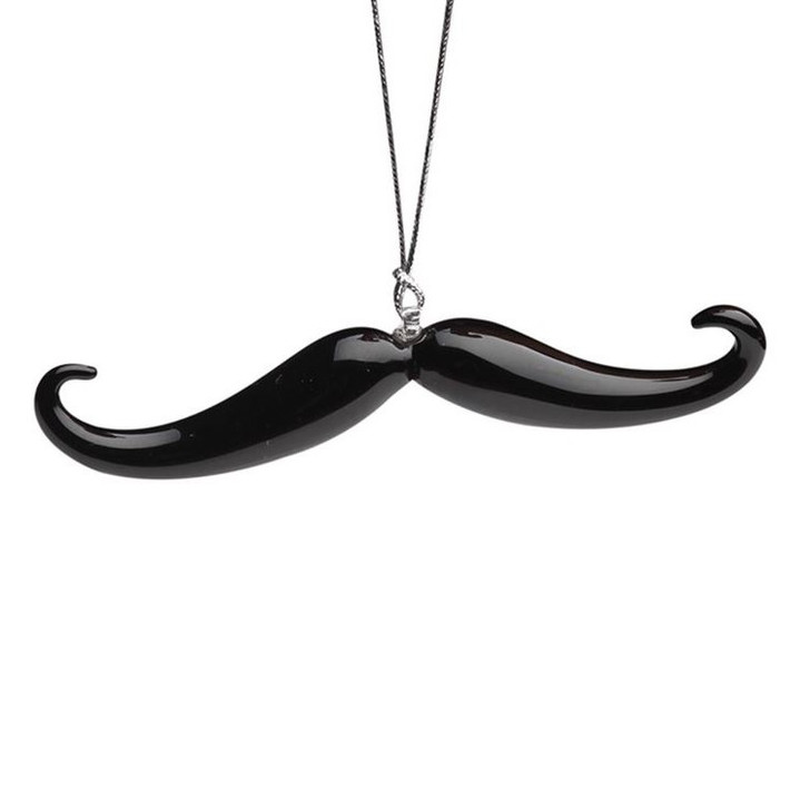 Mustache, Dali Ornament