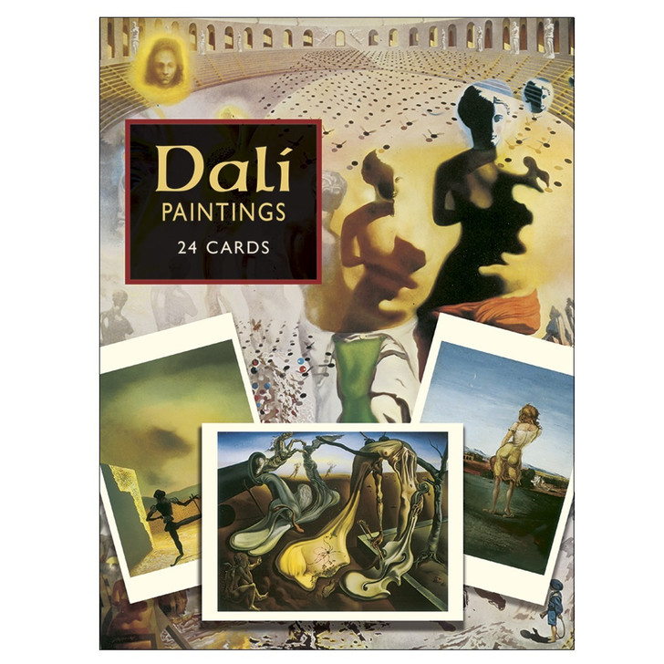 Salvador Dali Post Cards