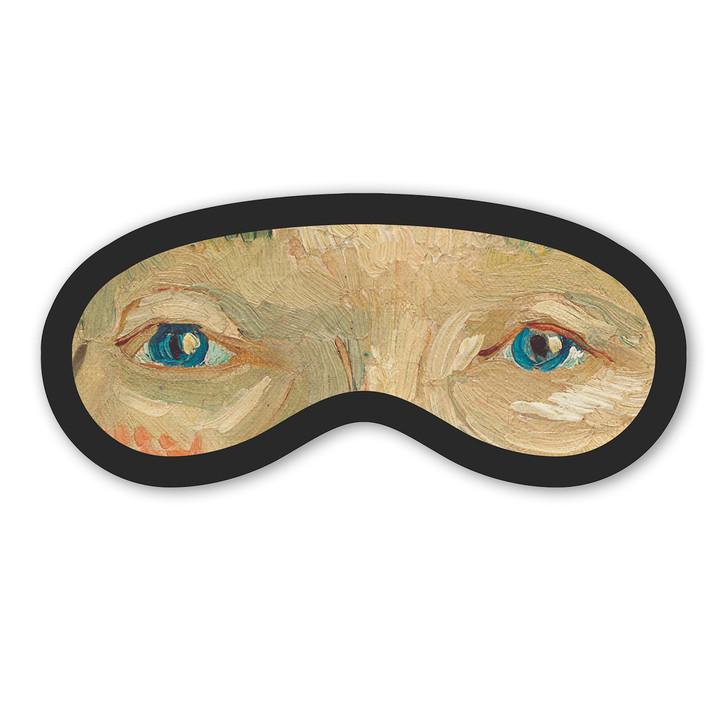 Portrait of Postman Roulin, Van Gogh Eye Mask