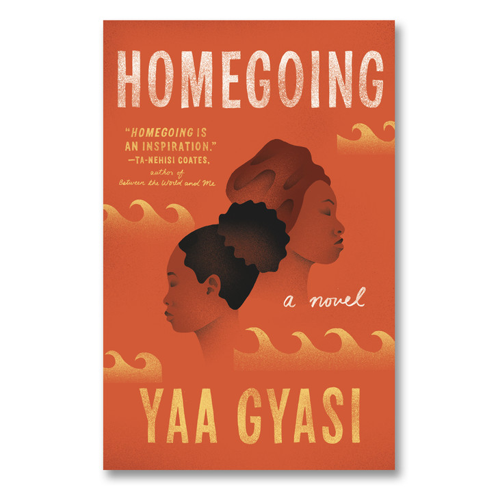 Homegoing: A Novel by Yaa Gyasi (Autographed)