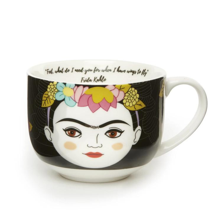 Frida Kahlo Quote Mug