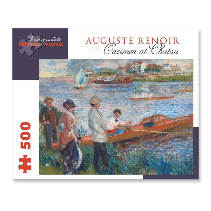Oarsmen at Chatou, Renoir Puzzle