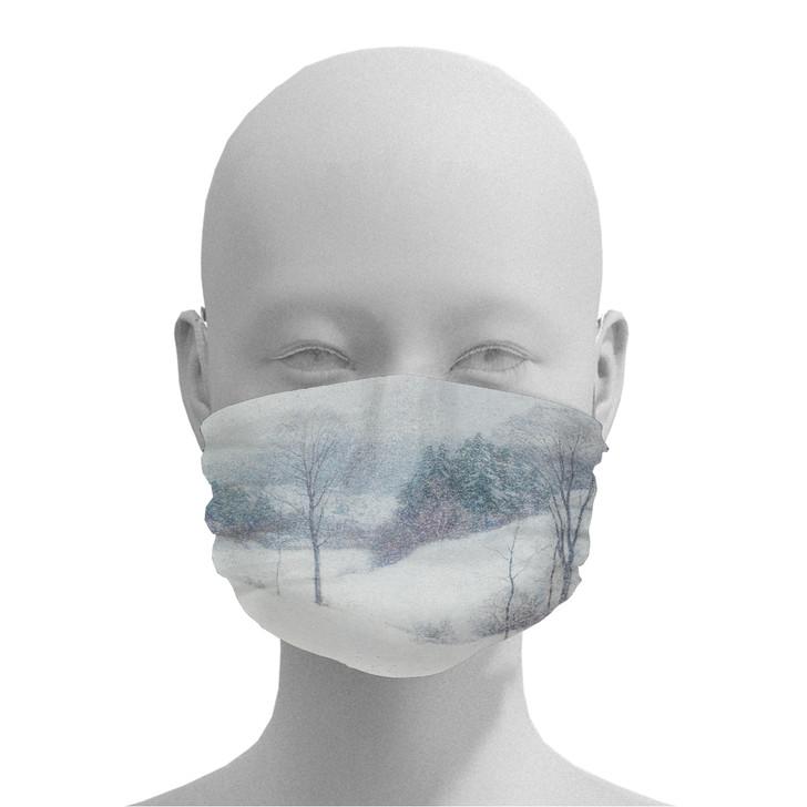 White Veil, Metcalf Face Mask