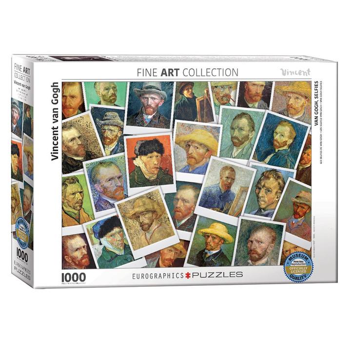 Selfies, Van Gogh Puzzle