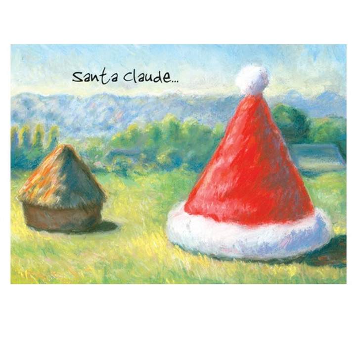 Santa Claude Boxed Holiday Cards