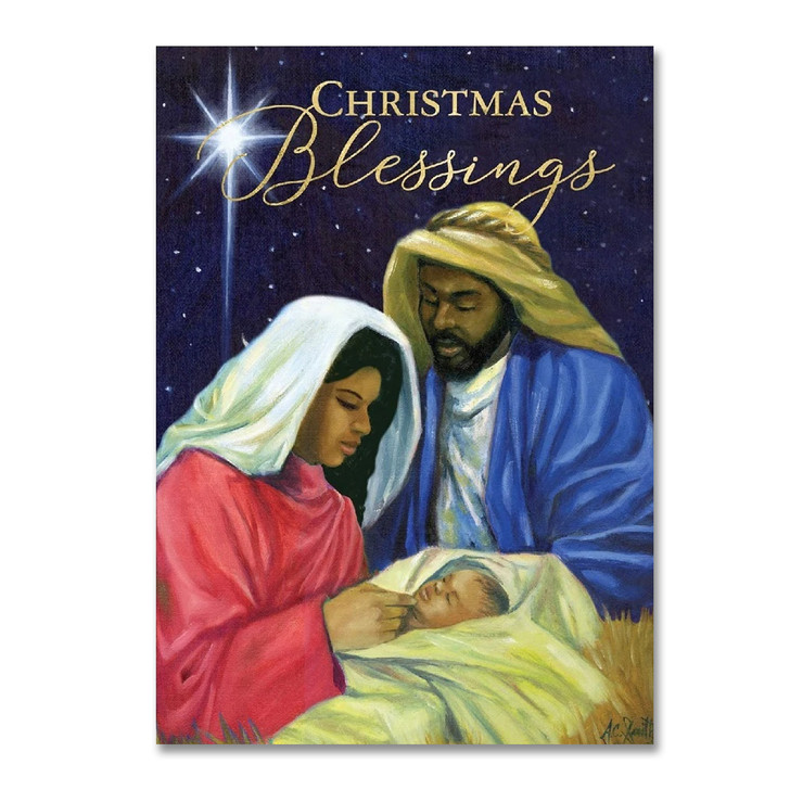 Christmas Blessings Boxed Holiday Cards