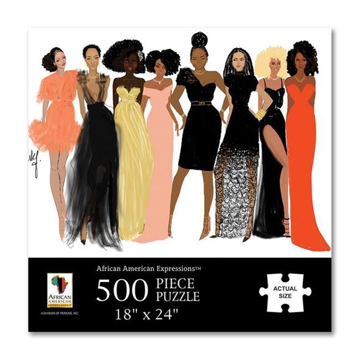Phenomenal Women Puzzle