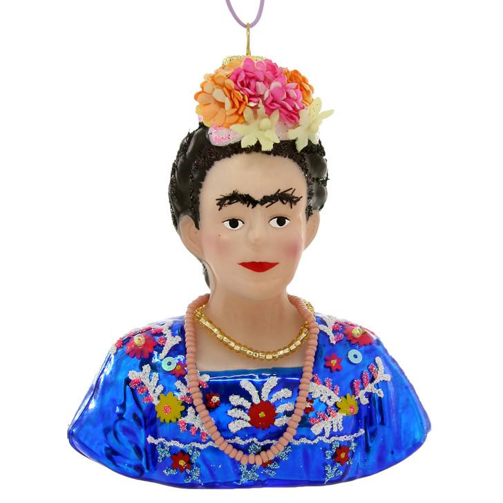 Detailed Frida Ornament
