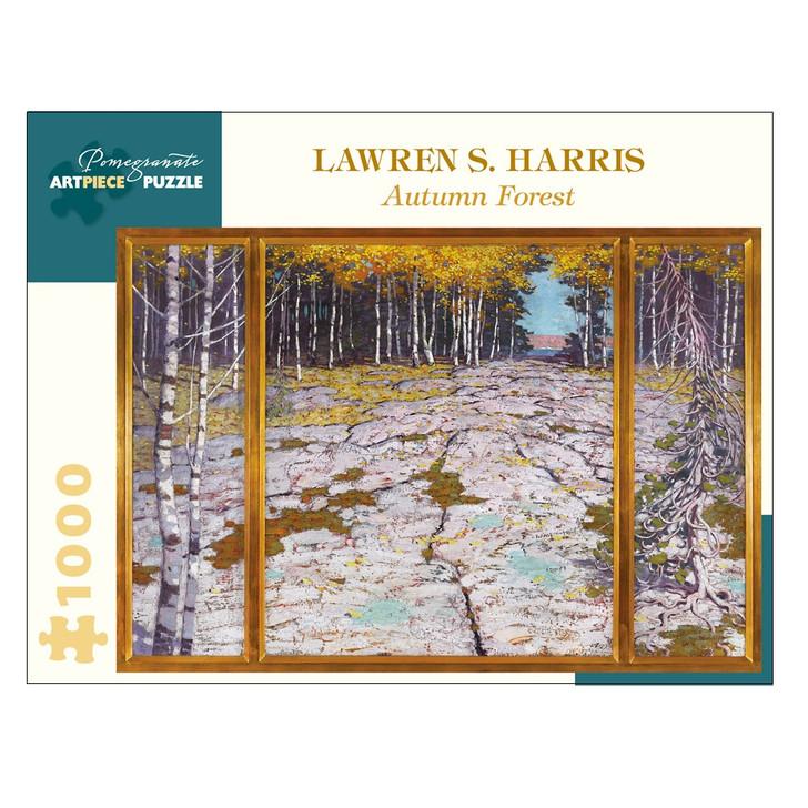 Autumn Forest, Harris Puzzle