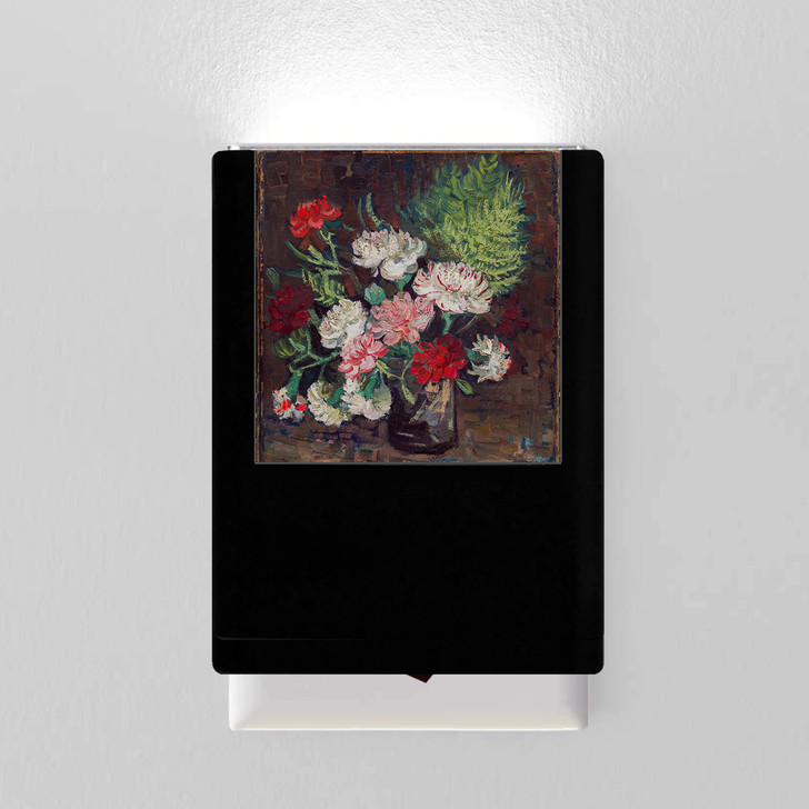 Vase with Carnations, Van Gogh Nightlight