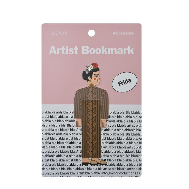 Frida Bookmark