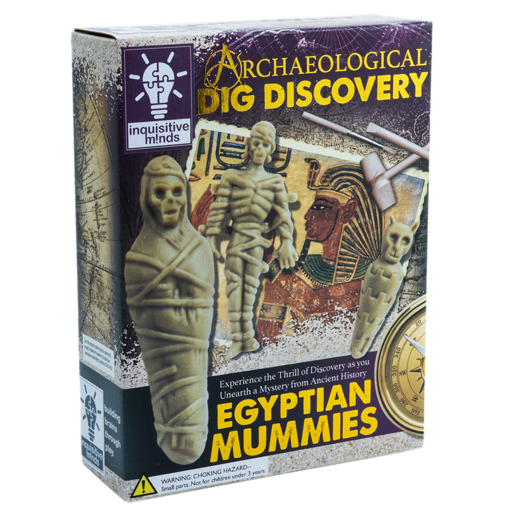 Dig Discovery Kit Egyptian Mummies