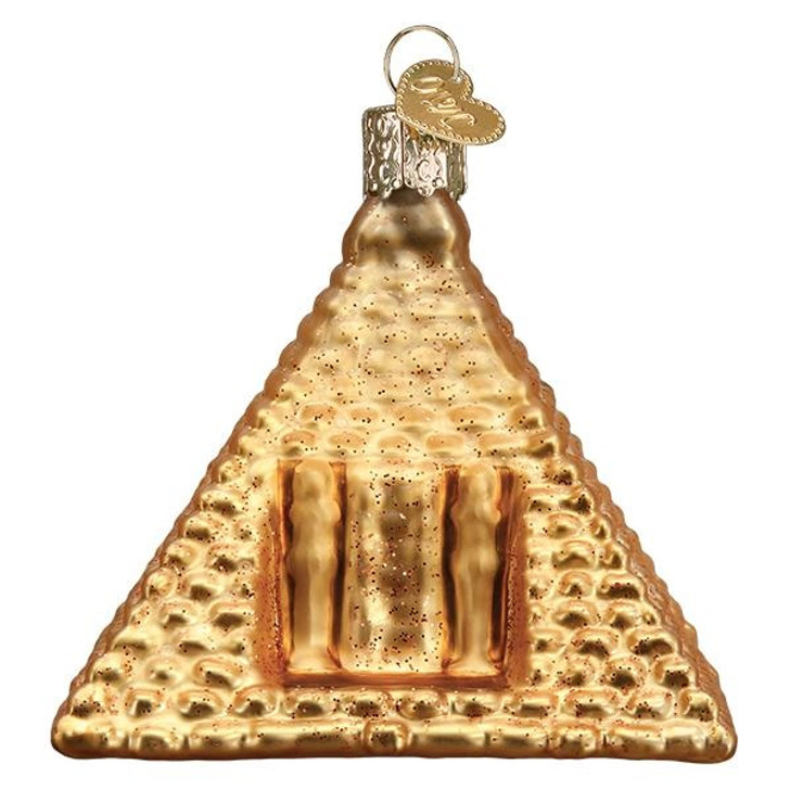 Egyptian Pyramid Ornament