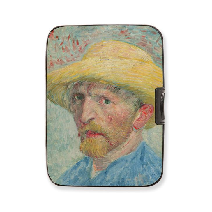 Self-Portrait, Van Gogh Armored Wallet