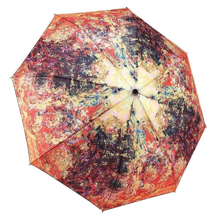 Artist's House from the Rose Garden, Monet Umbrella