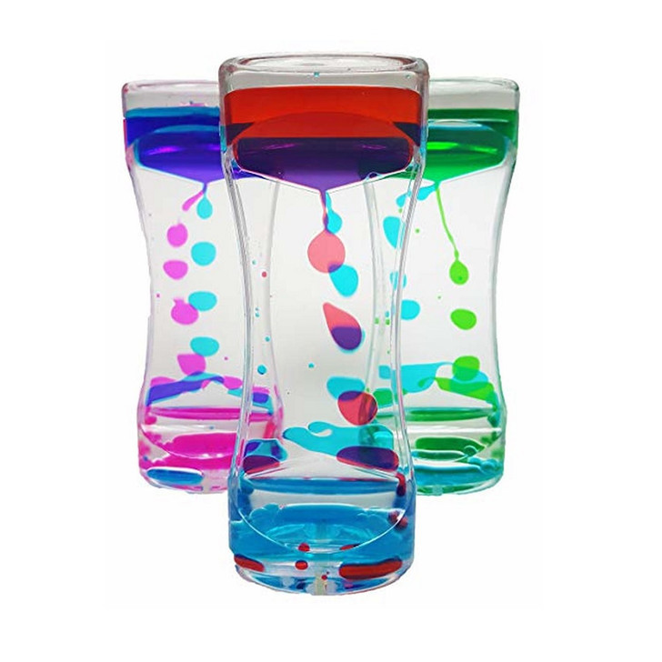 Liquid Motion Bubbler, Assorted Colors