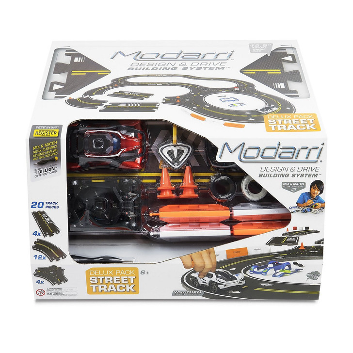 Deluxe Pack Street Track
