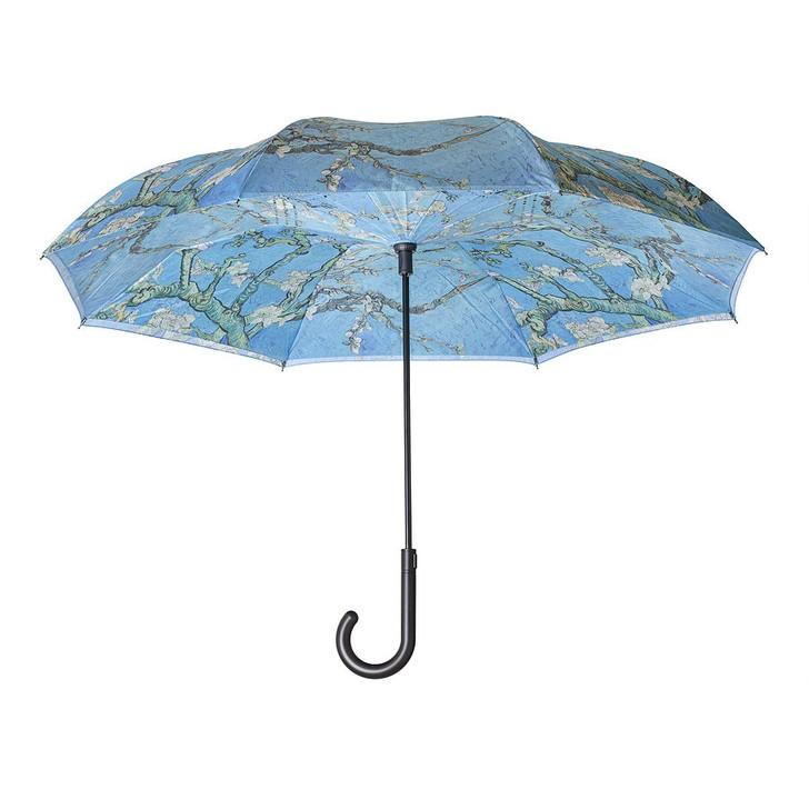 Almond Blossoms, Van Gogh Reverse Umbrella