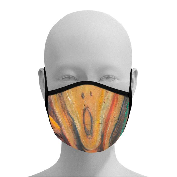Scream Mouth Face Mask