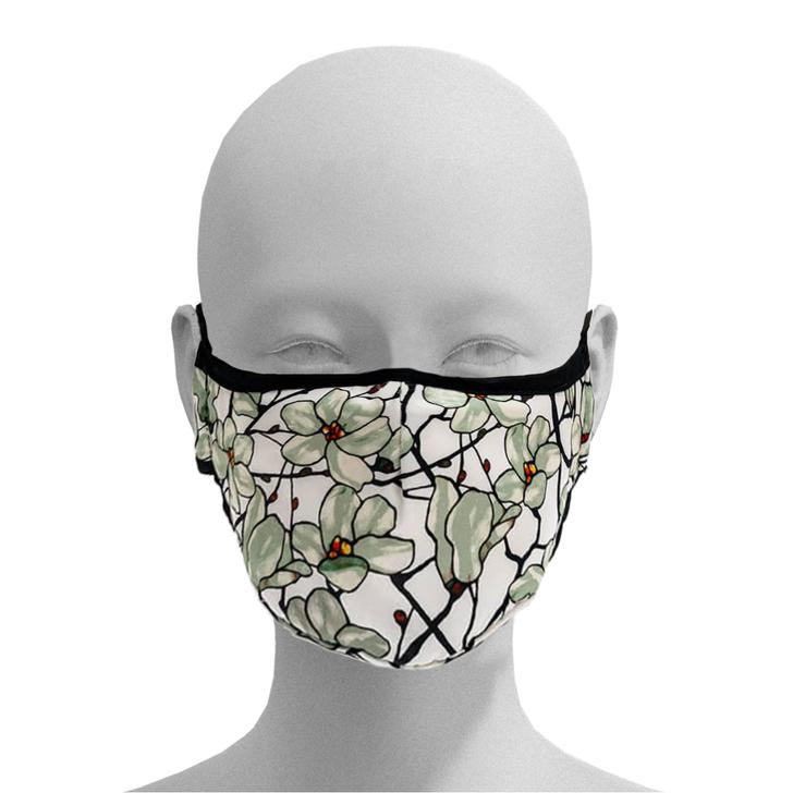 Magnolia, Tiffany Face Mask
