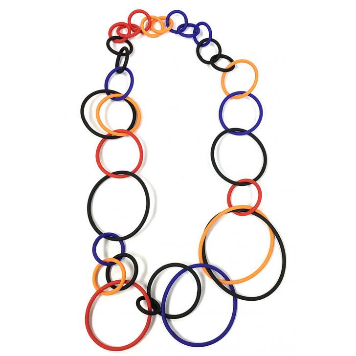 Calder Circles Necklace