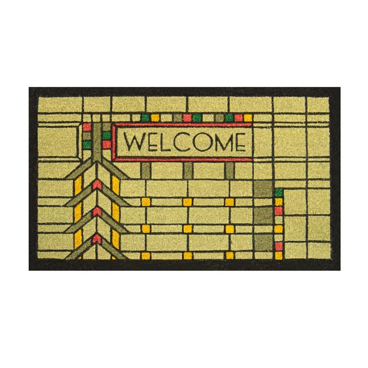 Martin Welcome Color Doormat