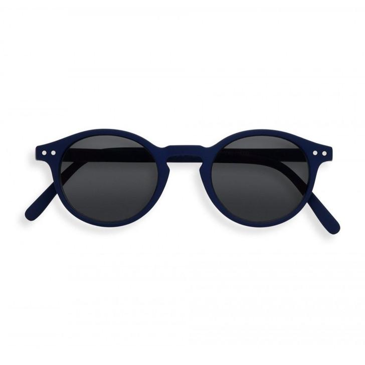 #H Navy Blue UV Sunglasses