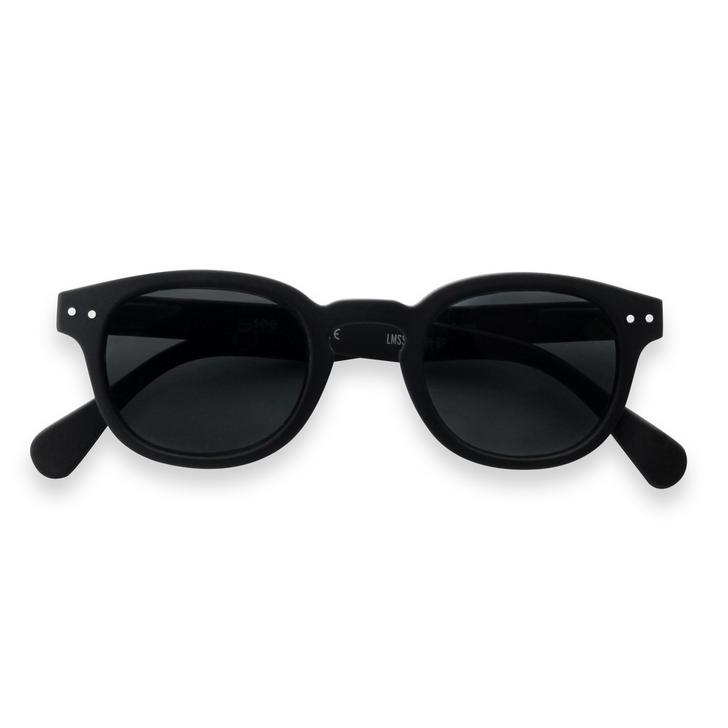 #C Black UV Sunglasses