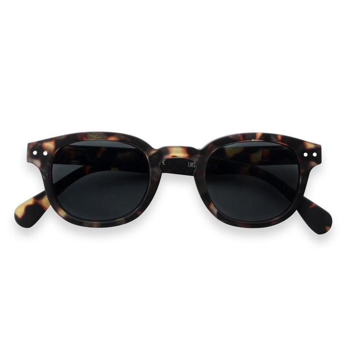 #C Tortoise UV Sunglasses