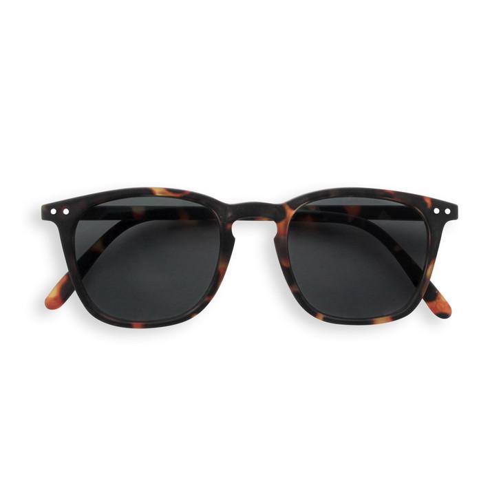 #E Tortoise UV Sunglasses