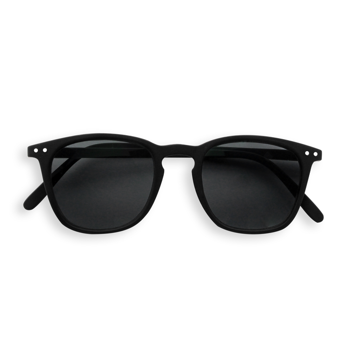 #E Black UV Sunglasses