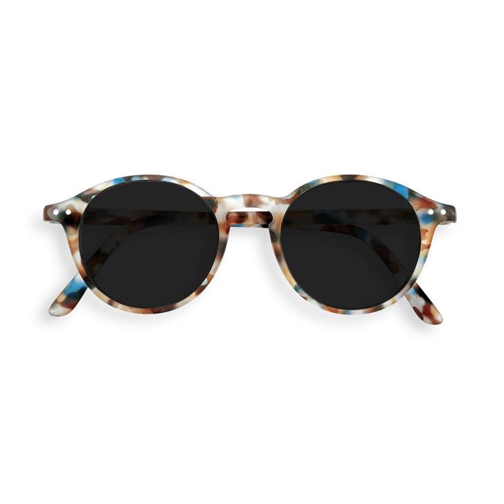 #D Blue Tortoise UV Sunglasses