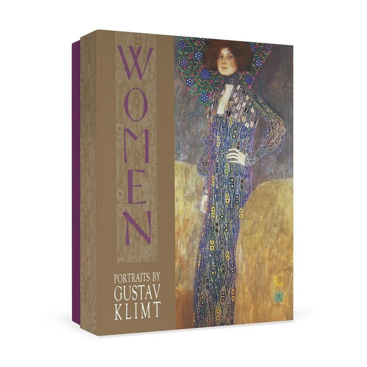 Women, Klimt Boxed Notecards