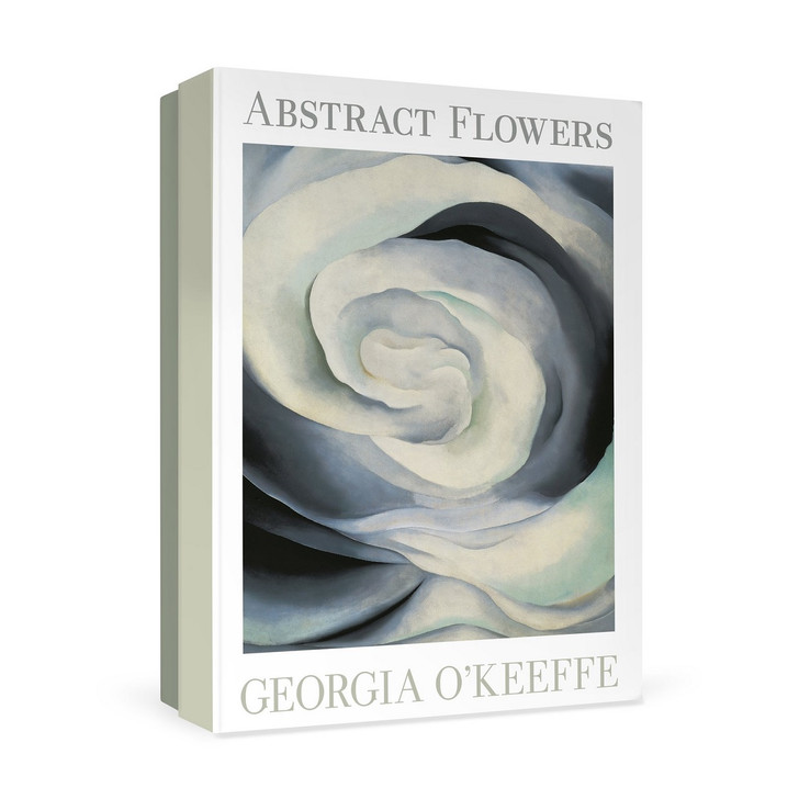 Abstract Flowers, O'Keeffe Boxed Notecards