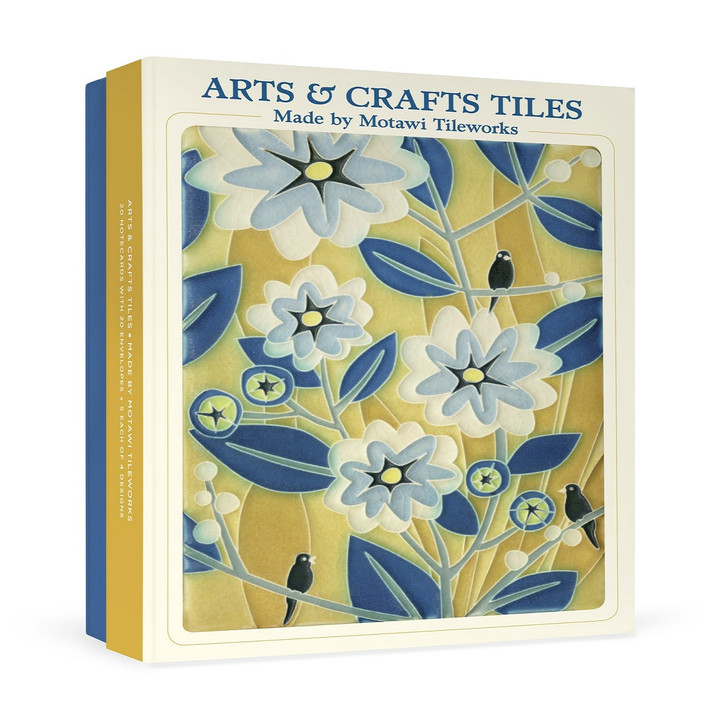 Arts & Crafts, Motawi Boxed Notecards