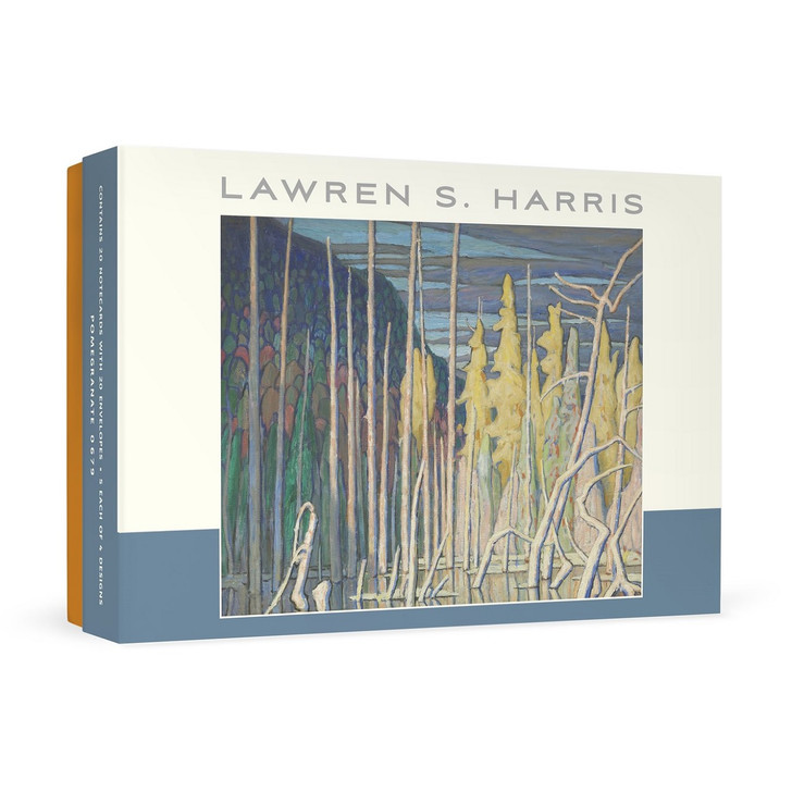 Lawren S Harris Boxed Notecards