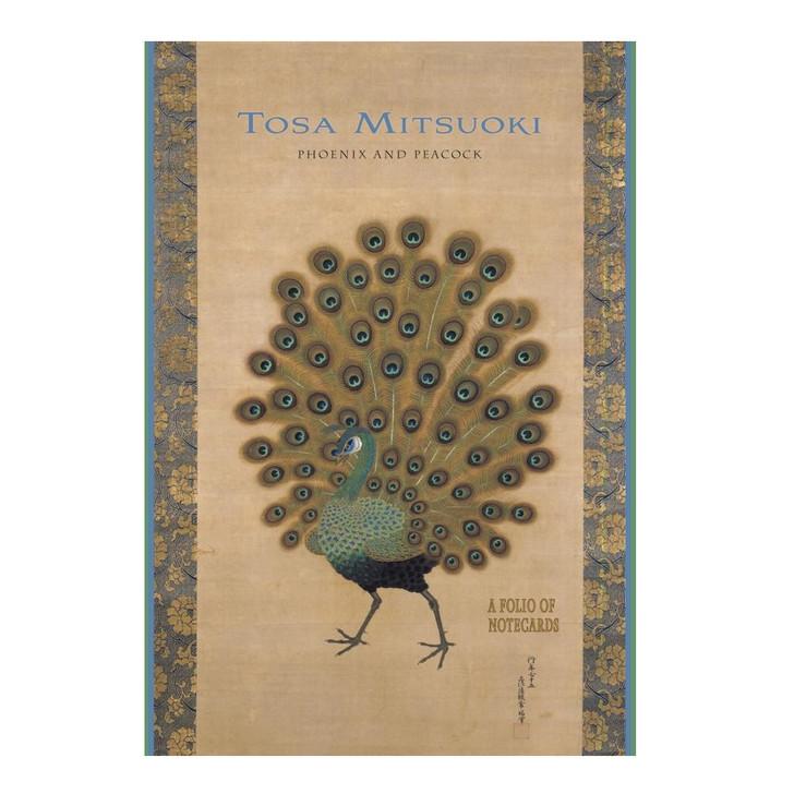 Phoenix & Peacock, Mitsuoki Folio Notecards