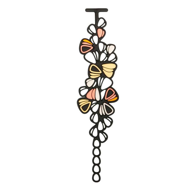 Dahlia Bracelet, Multi Pastel