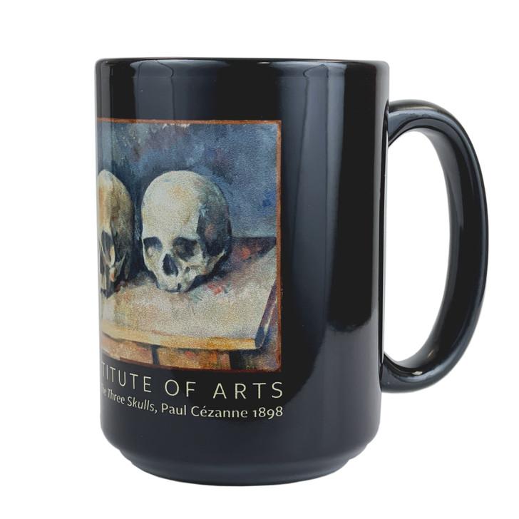 Three Skulls, Cezanne Mug