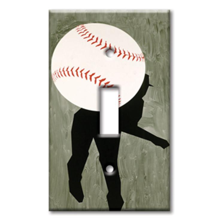 Switch Plate Single Moskowitz Hard Ball III
