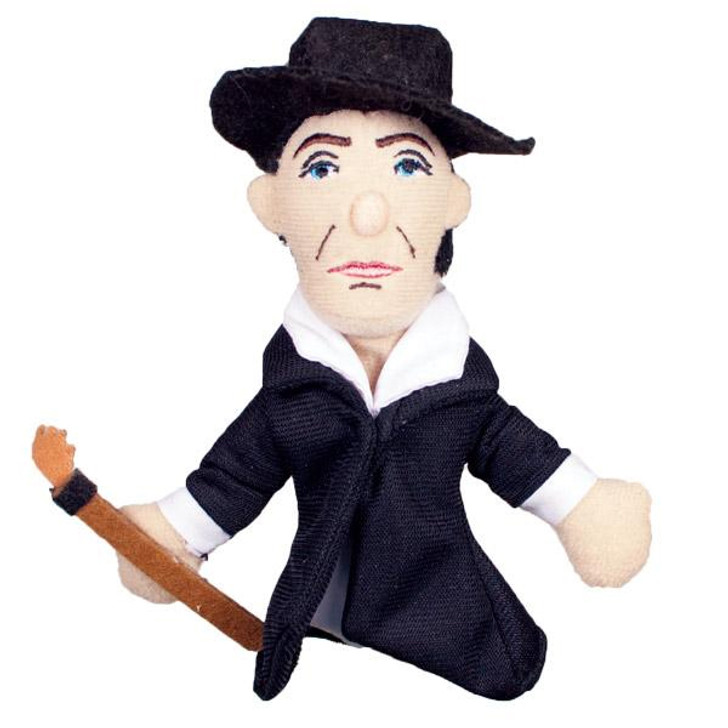 Georgia O'Keeffe Magnetic Puppet