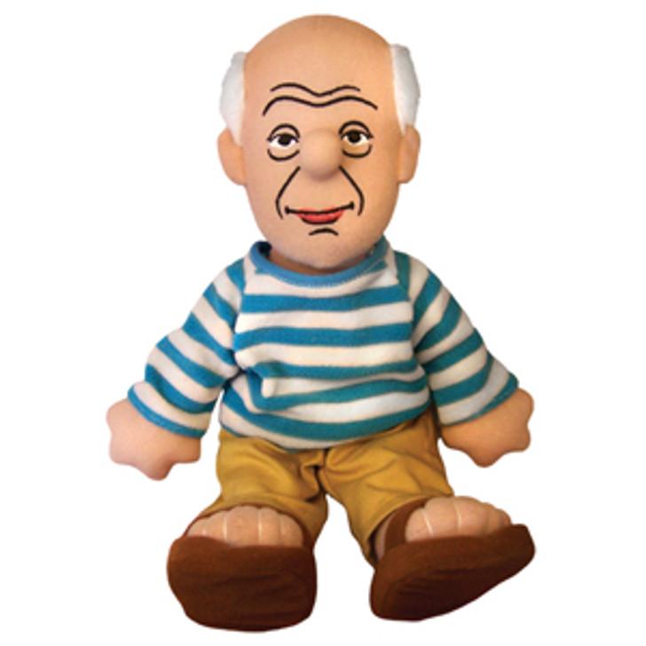 Pablo Picasso Doll