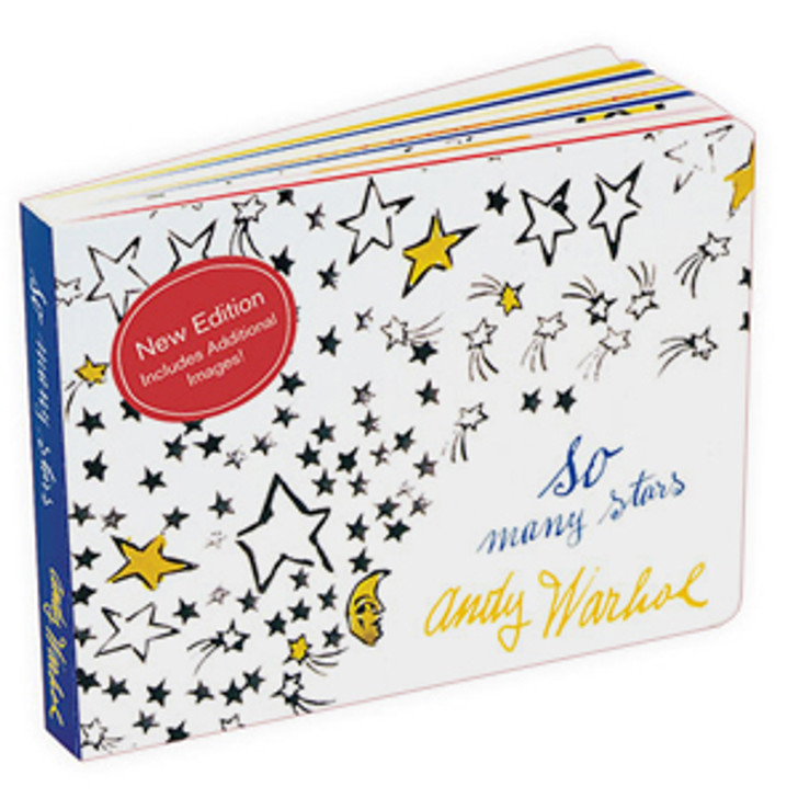 Andy Warhol So Many Stars Board Book Revised Edition