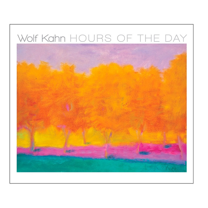 Wolf Kahn Hours of the Day Boxed Notecards
